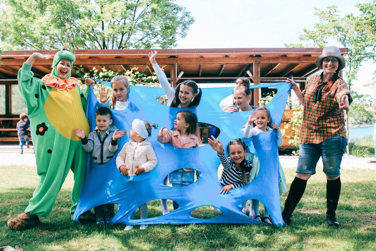 детские праздники в калининграде Песочница - 48
