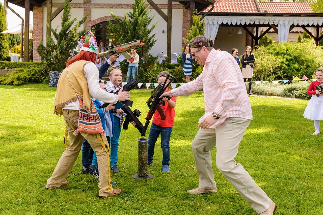детские праздники в калининграде невеличка - 1