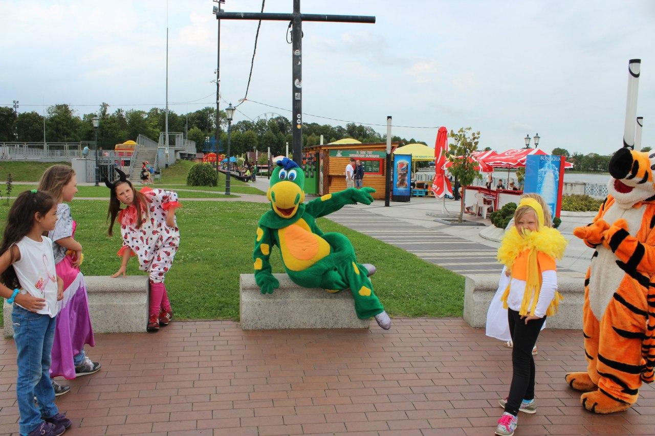 детские праздники в калининграде невеличка - 12