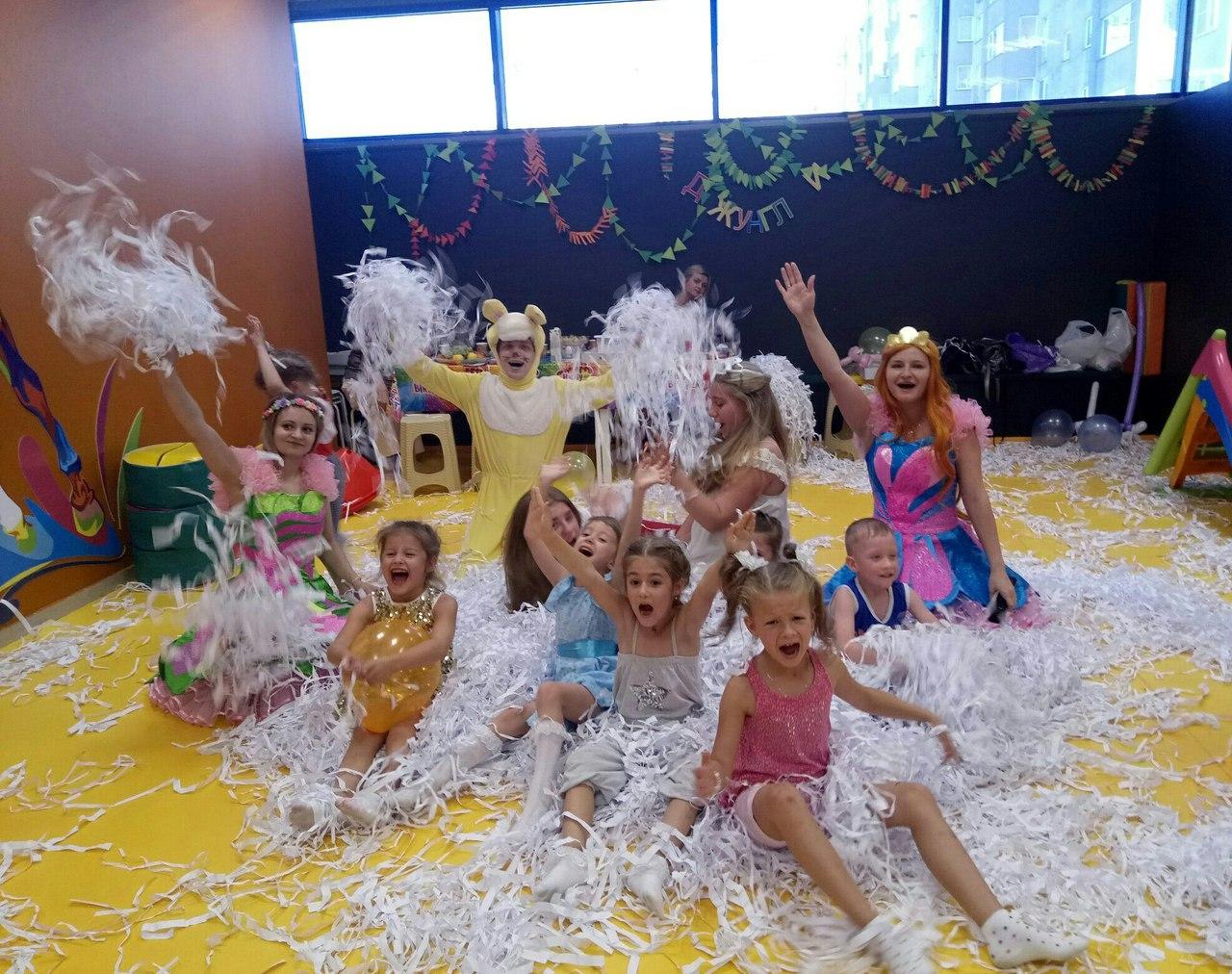 детский игровой клуб в Калининграде Джунгли -31