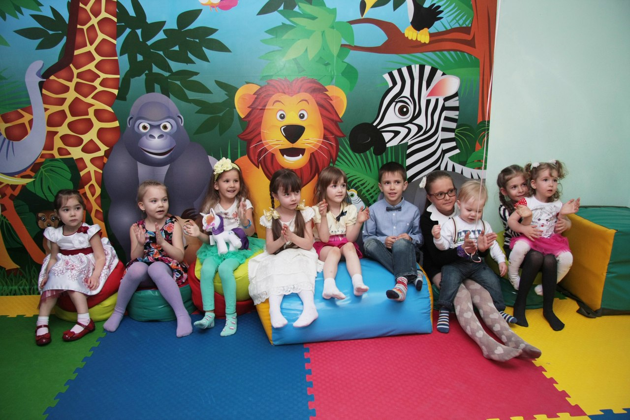 детский игровой клуб в Калининграде Джунгли -43