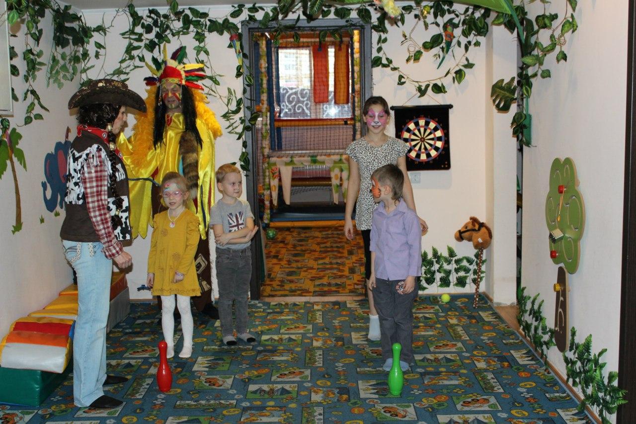детский игровой клуб в Калининграде Джунгли -45