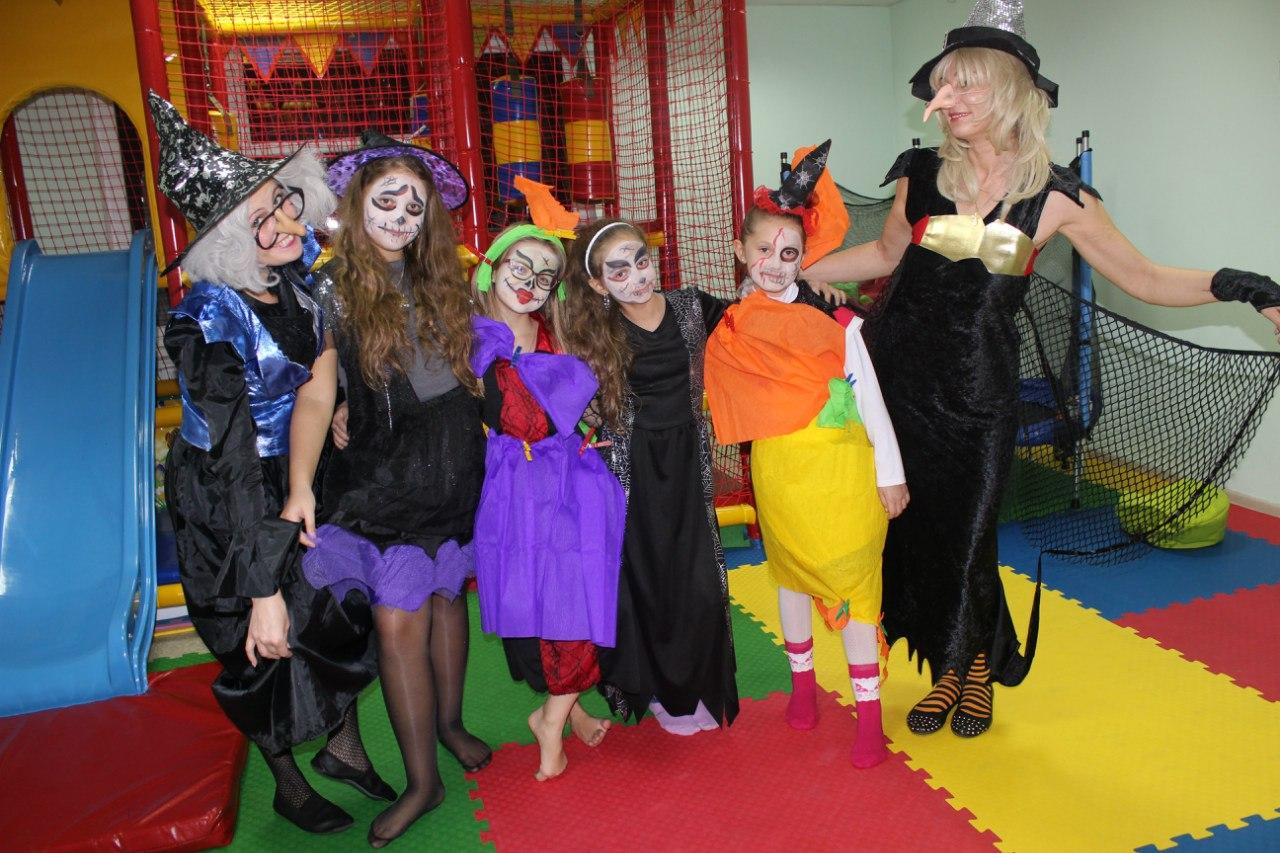 детский игровой клуб в Калининграде Джунгли -50