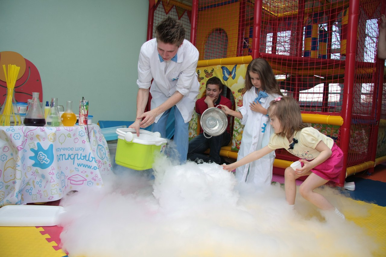 детский игровой клуб в Калининграде Джунгли -58
