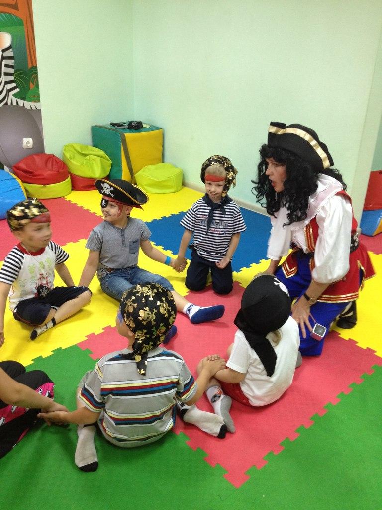 детский игровой клуб в Калининграде Джунгли -60
