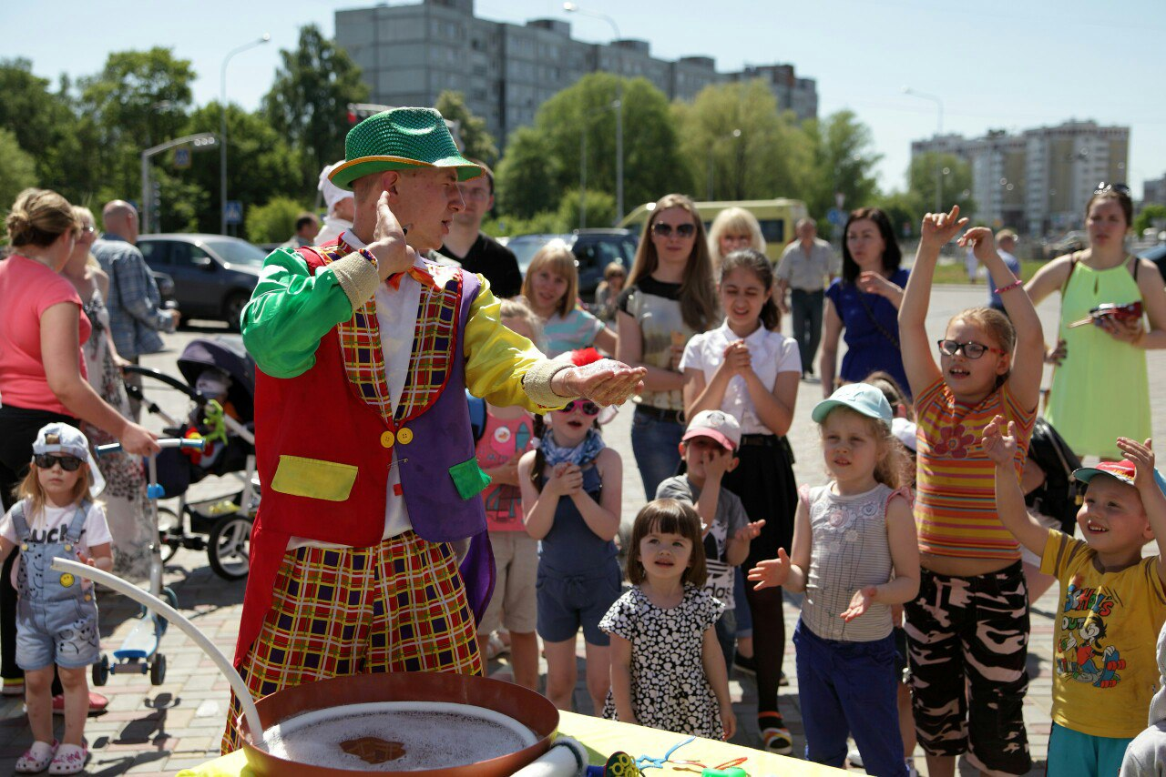 детский игровой клуб в Калининграде Джунгли -69