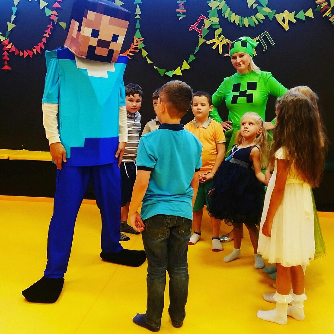 детский игровой клуб в Калининграде Джунгли -72