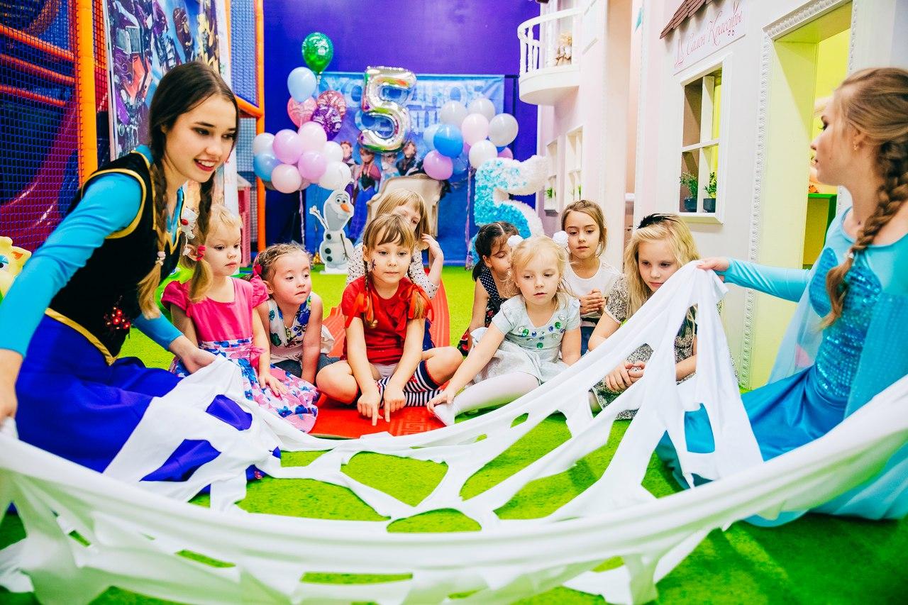 детский клуб в Калининграде sorry, бабушка -26