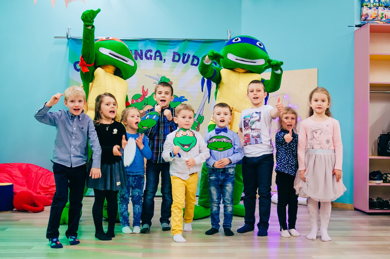 детский клуб в Калининграде sorry, бабушка -33