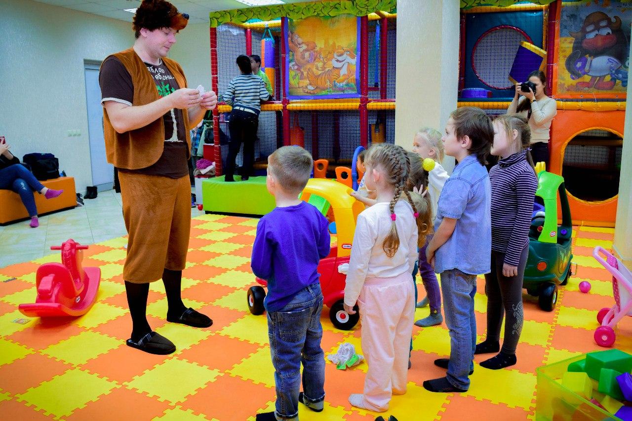детский клуб леопарк в калининграде - 16