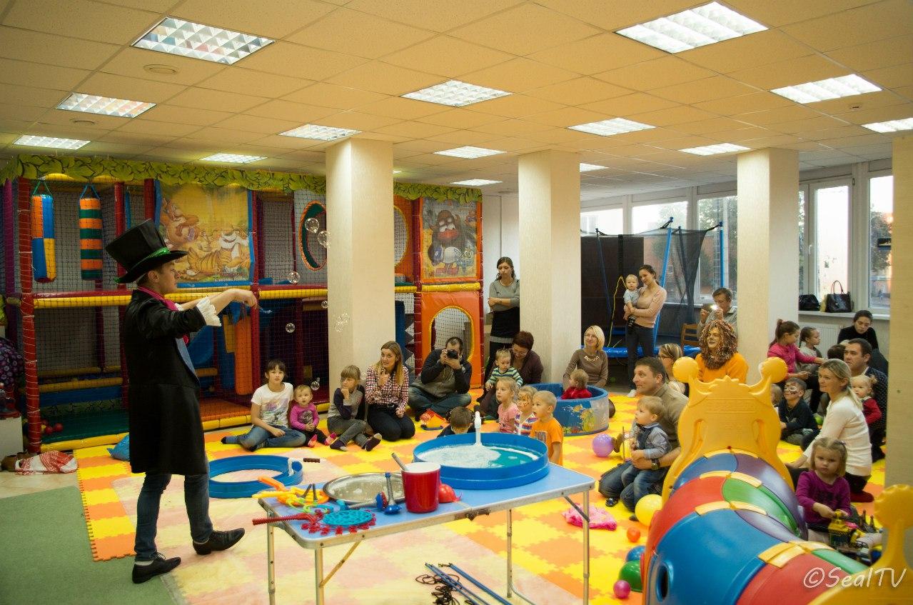 детский клуб леопарк в калининграде - 37