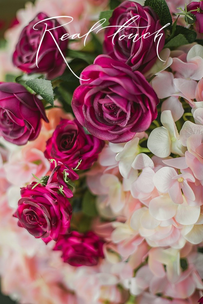 цветы из сенсорного латекса real touch в Калининграде1