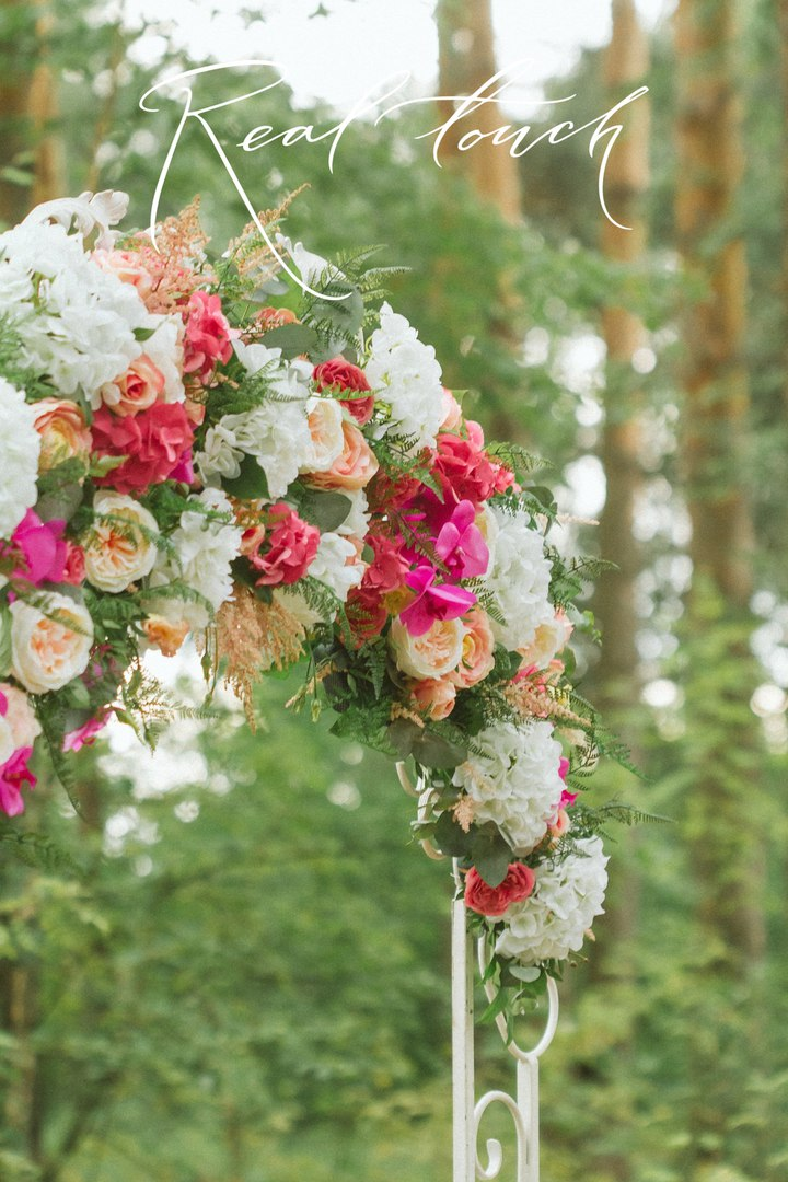 цветы из сенсорного латекса real touch в Калининграде16