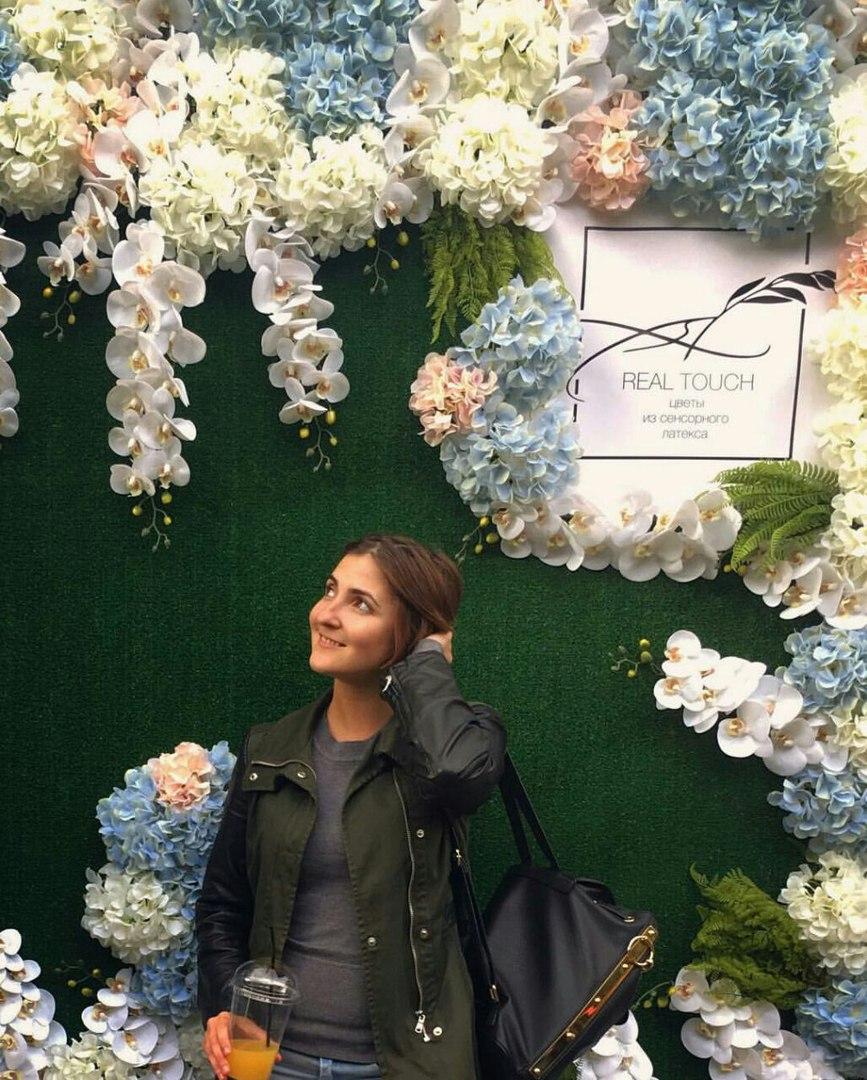 цветы из сенсорного латекса real touch в Калининграде20