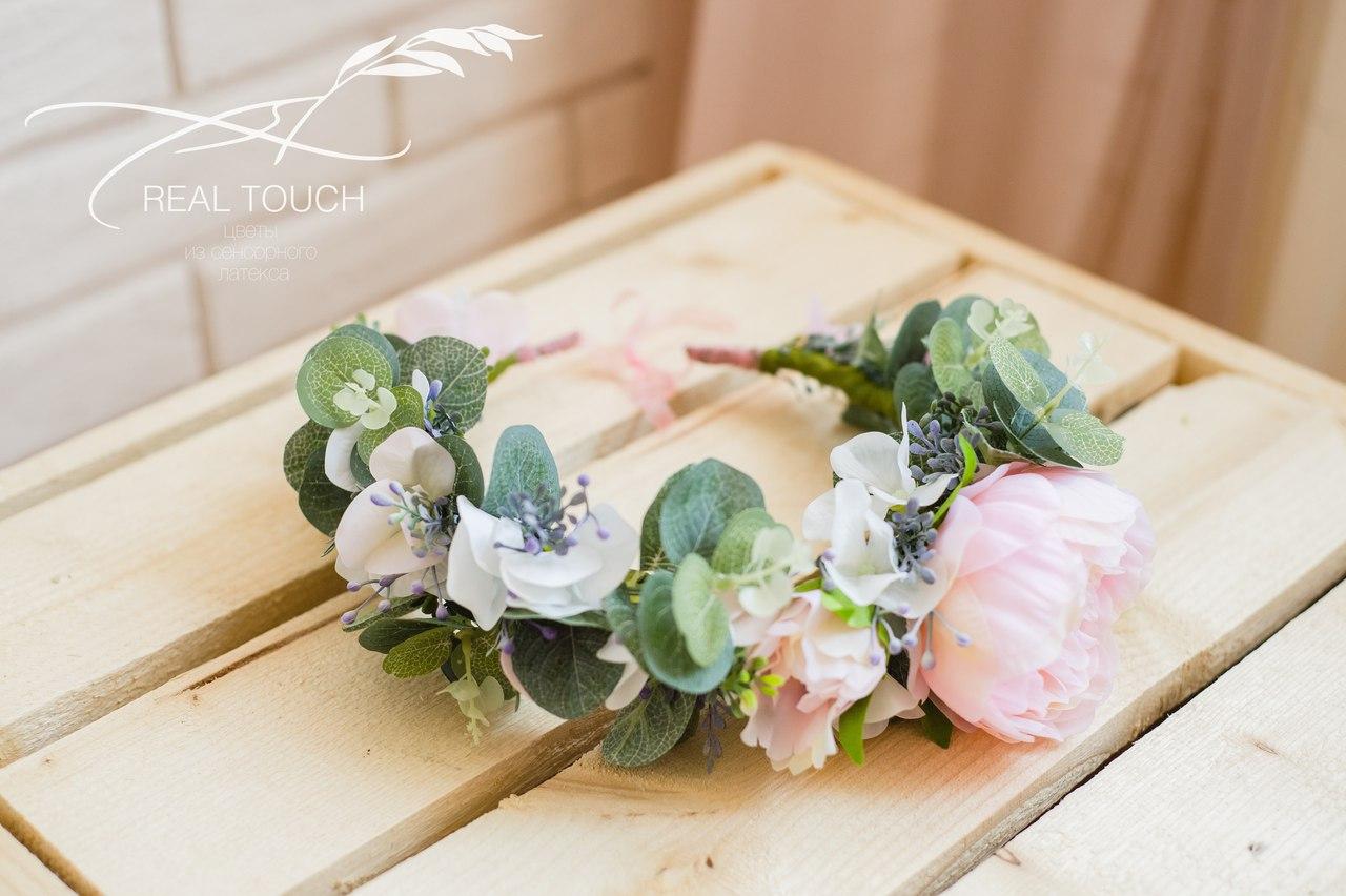 цветы из сенсорного латекса real touch в Калининграде25