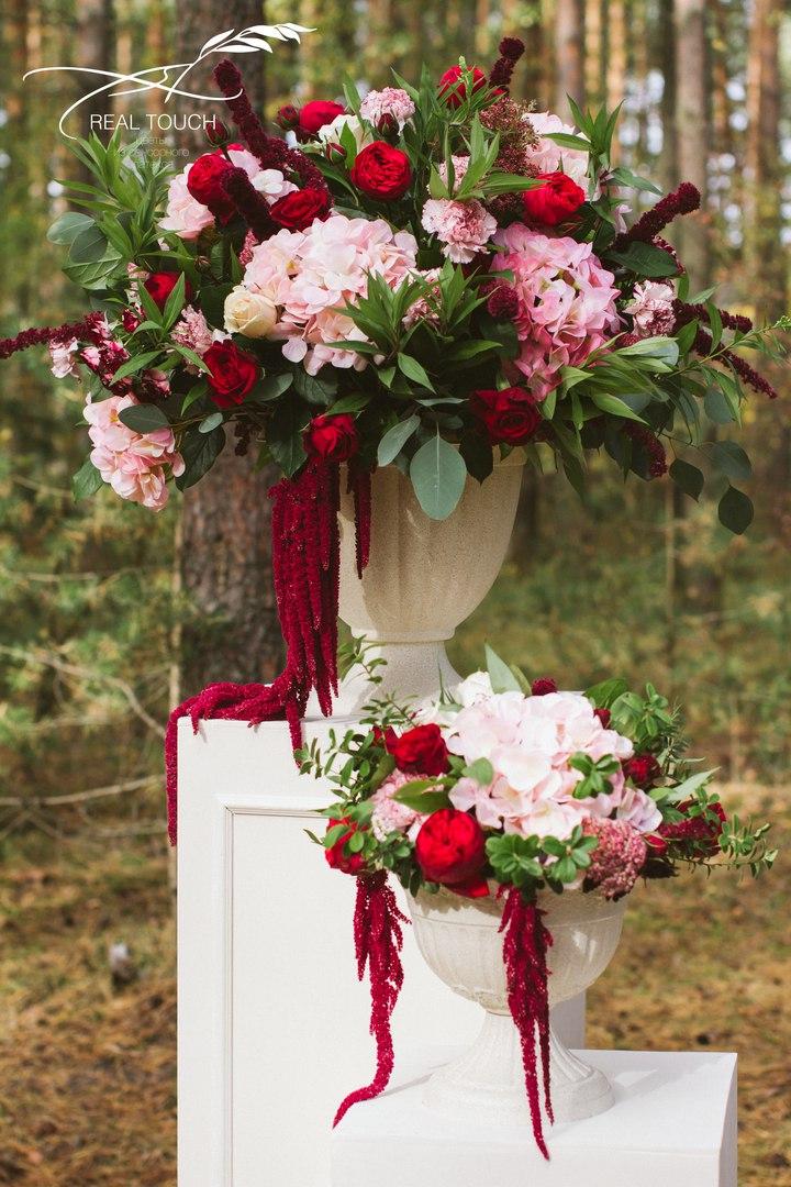 цветы из сенсорного латекса real touch в Калининграде26