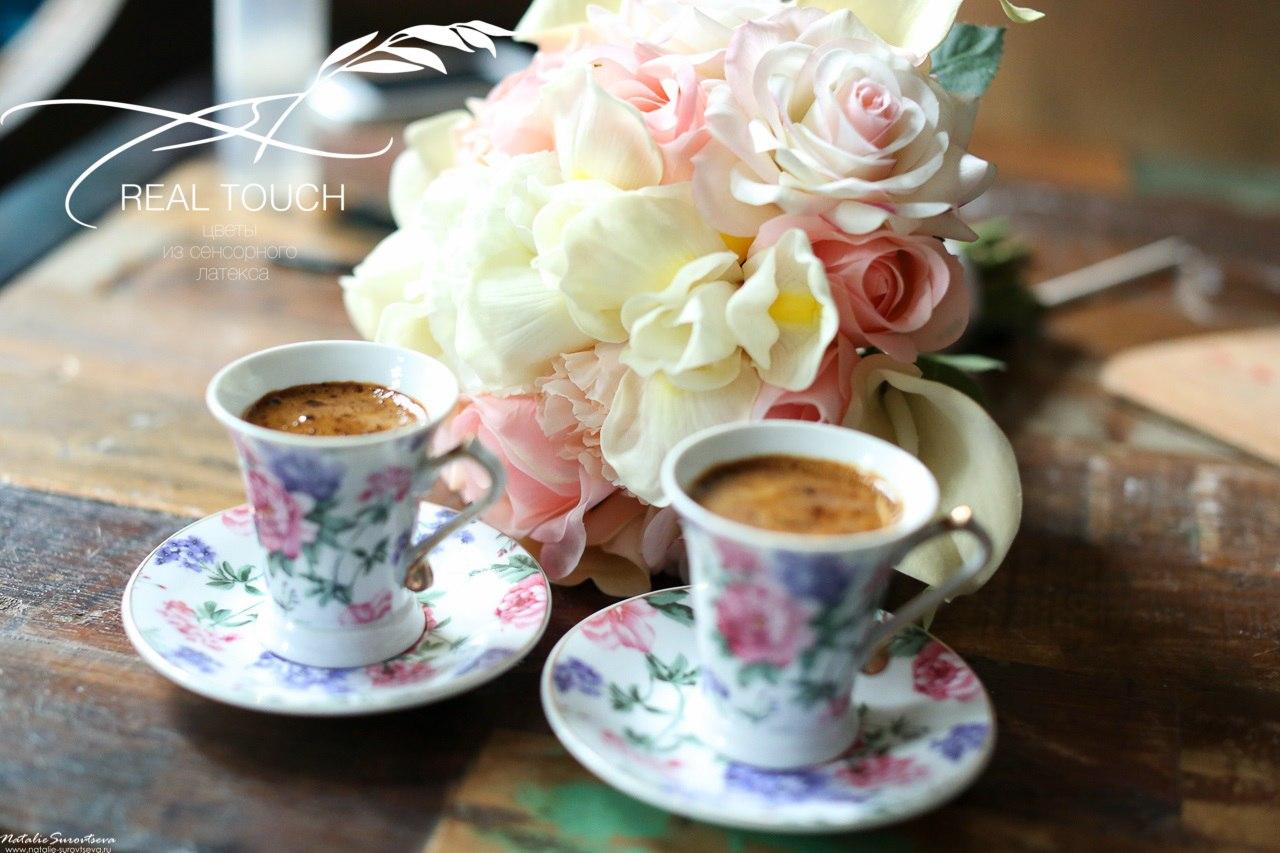 цветы из сенсорного латекса real touch в Калининграде29