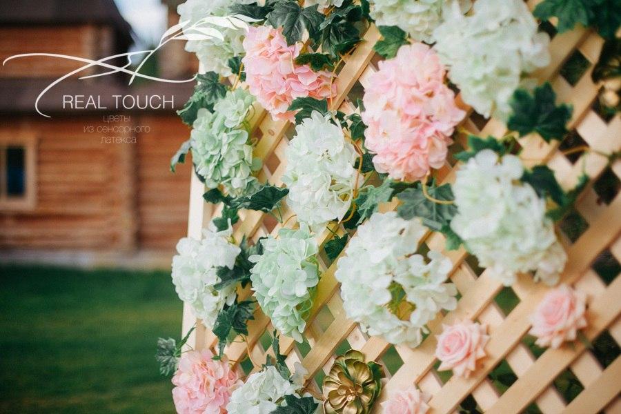 цветы из сенсорного латекса real touch в Калининграде3