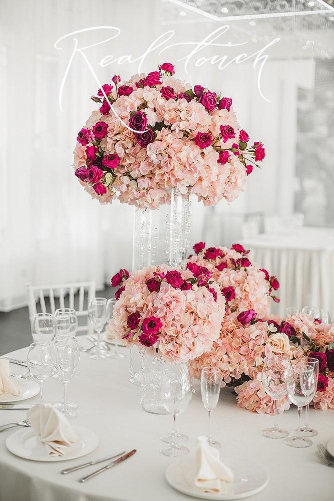 цветы из сенсорного латекса real touch в Калининграде6