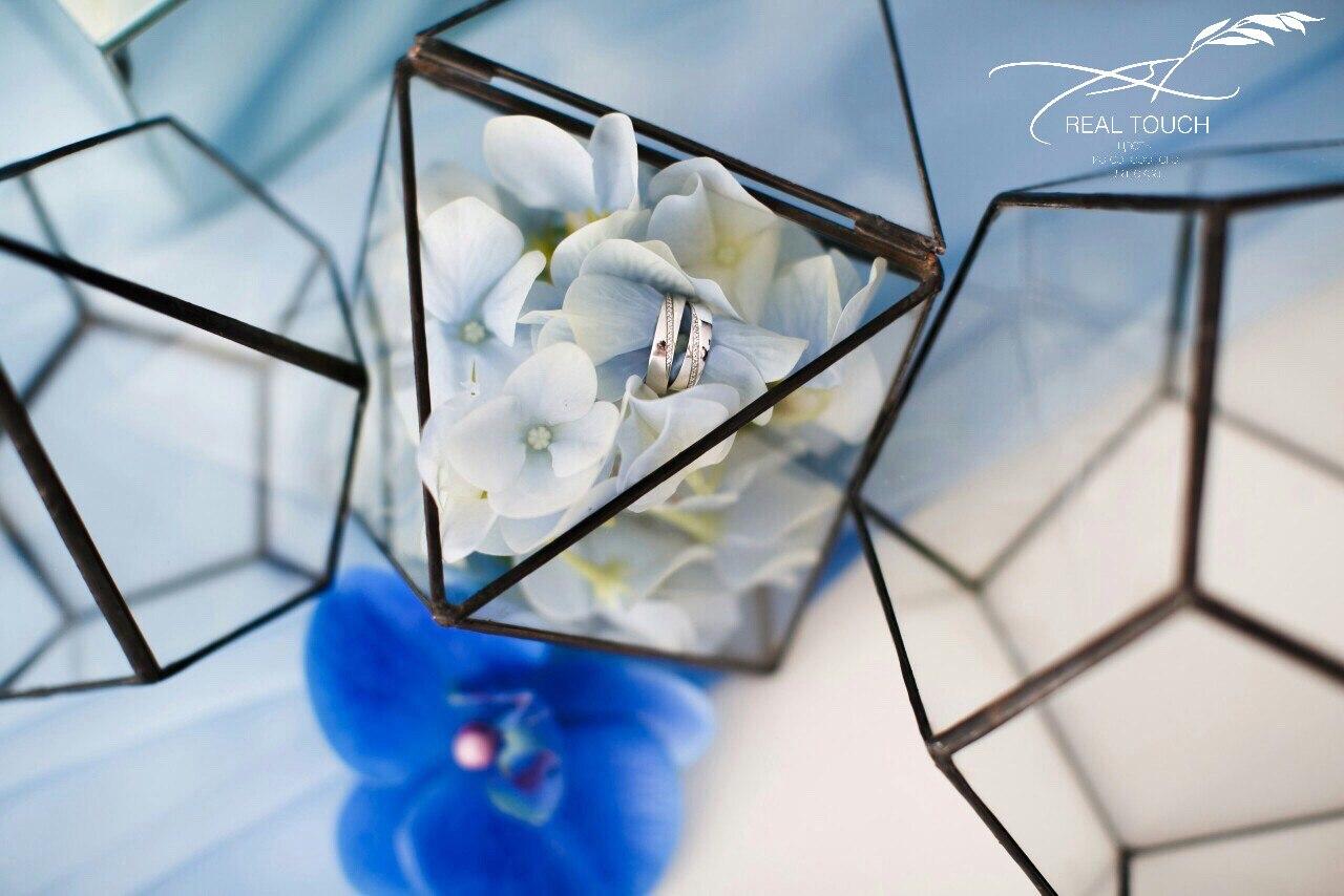 цветы из сенсорного латекса real touch в Калининграде7