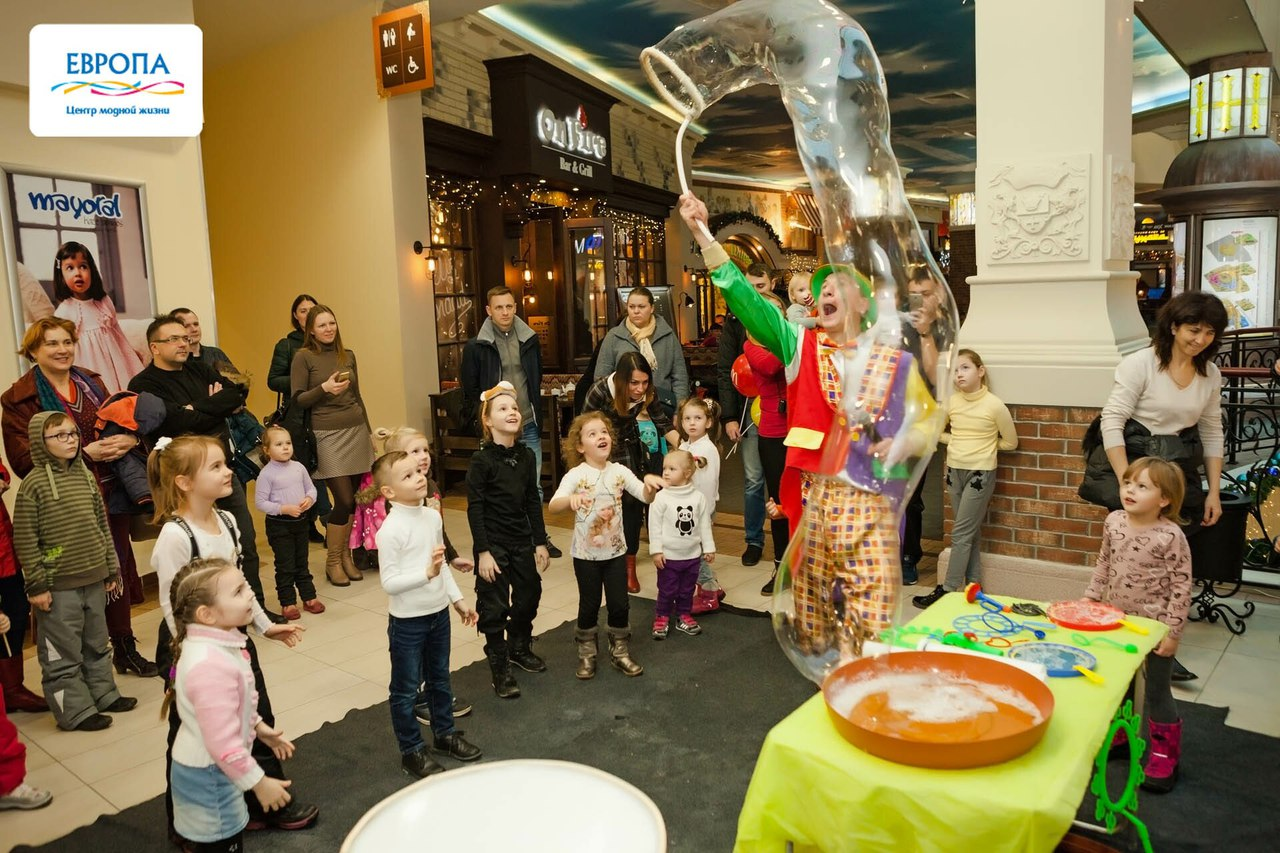 шоу мыльных пузырей в калининграде - шоу мыльника - 16