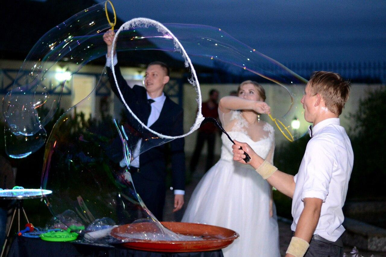 шоу мыльных пузырей в калининграде - шоу мыльника - 21