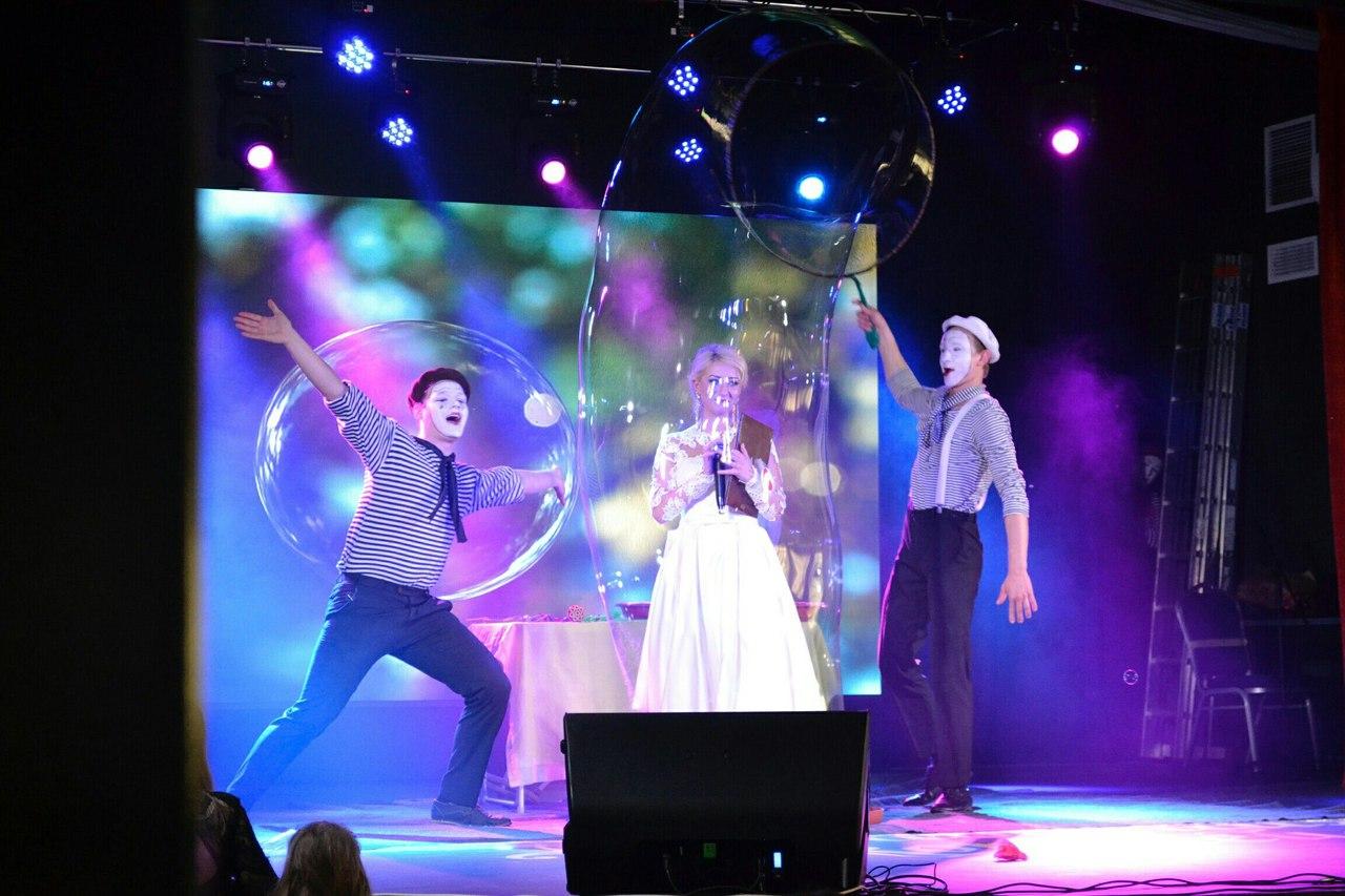 шоу мыльных пузырей в калининграде - шоу мыльника - 23