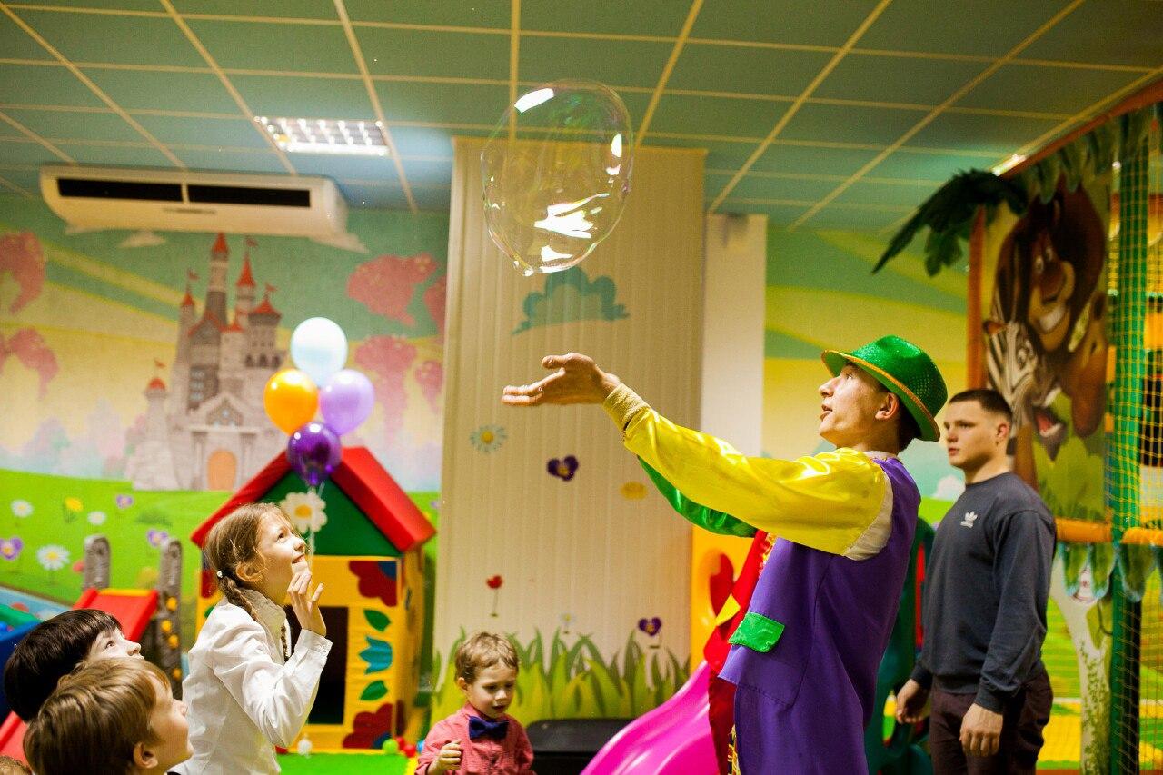 шоу мыльных пузырей в калининграде - шоу мыльника - 26