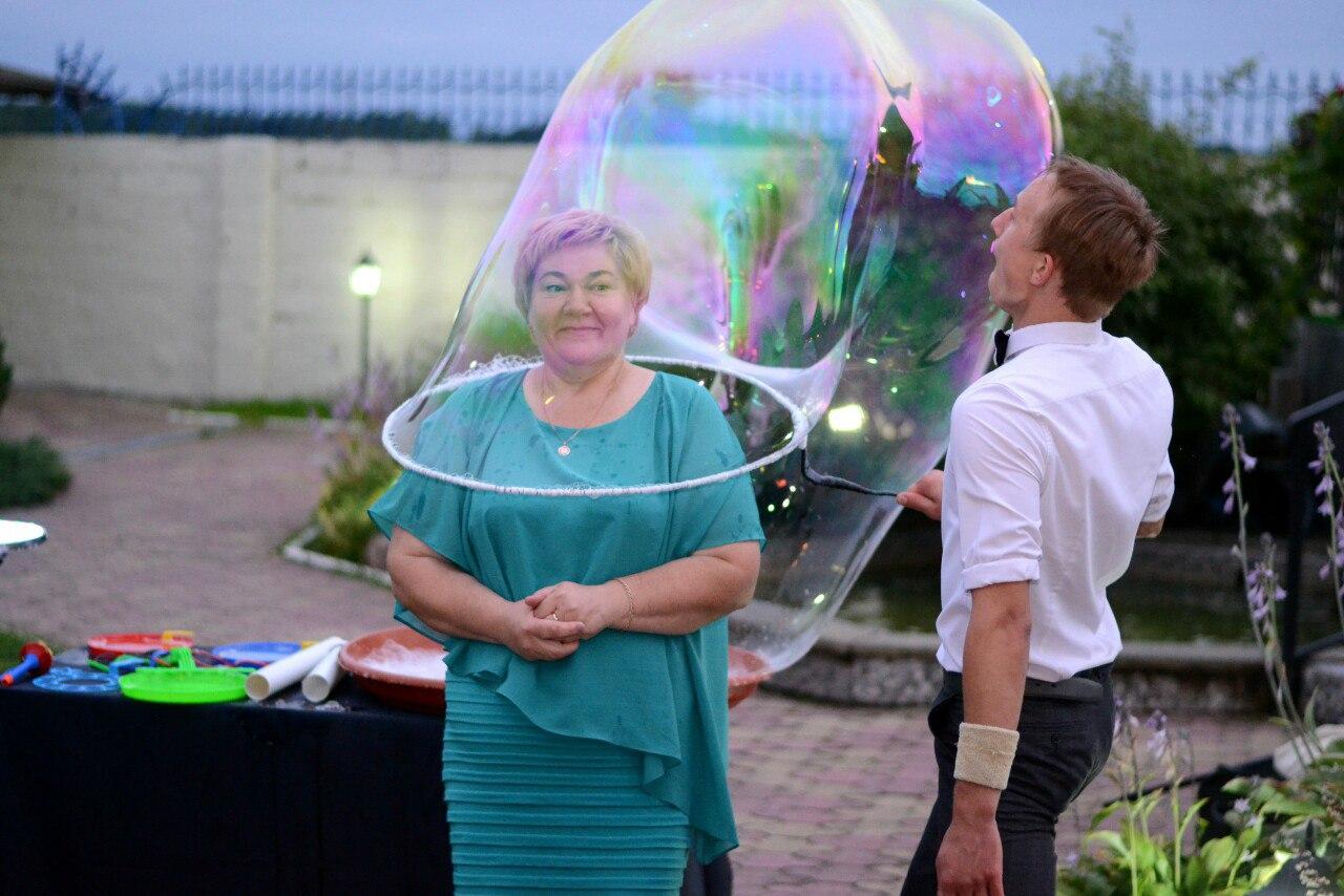 шоу мыльных пузырей в калининграде - шоу мыльника - 6