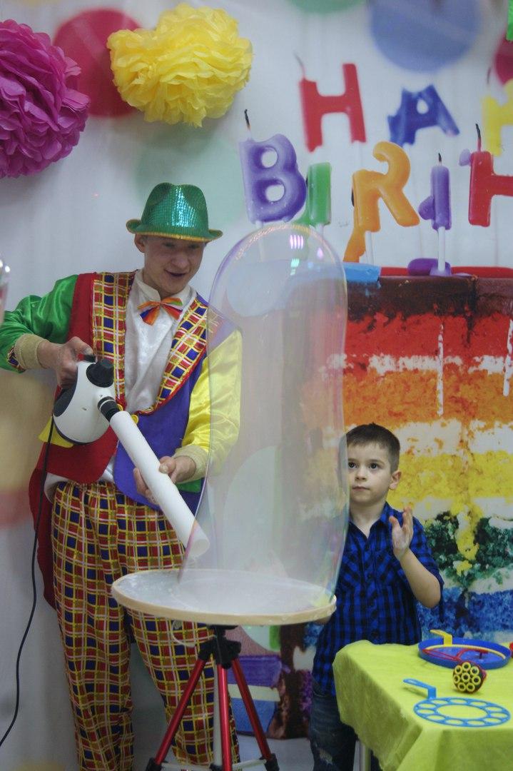 шоу мыльных пузырей в калининграде - шоу мыльника - 7