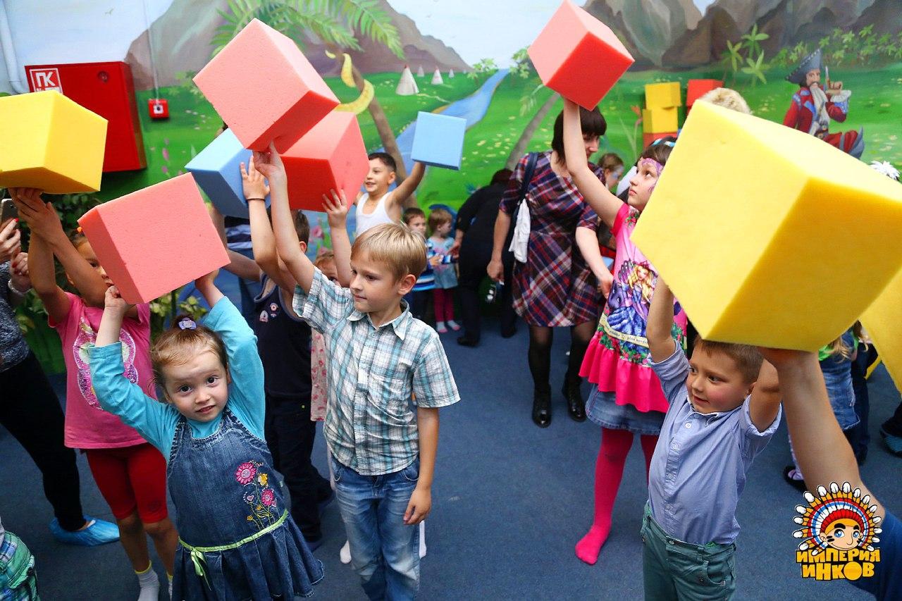 детский клуб Империя Инков в Калининграде - 11