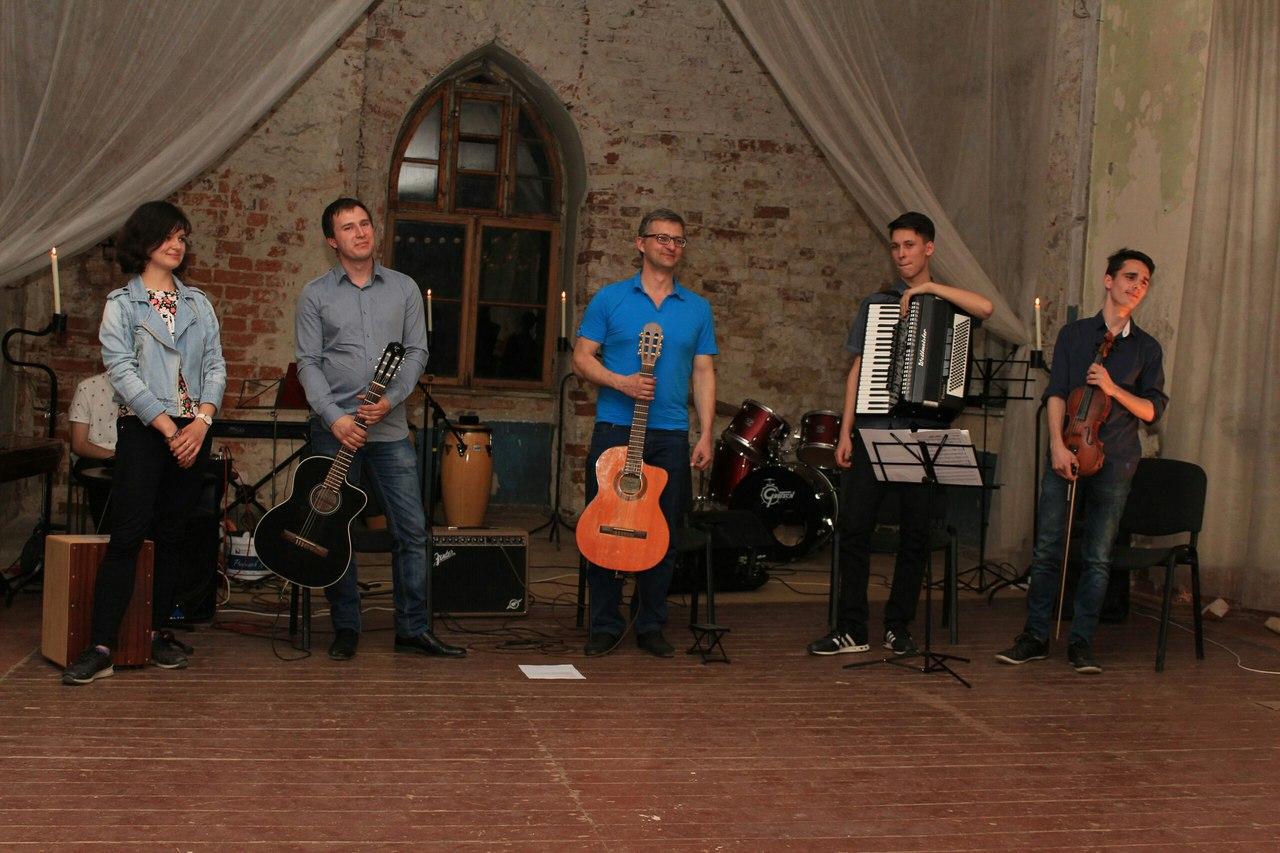 джаз квинтет Nuages в Калининграде -12