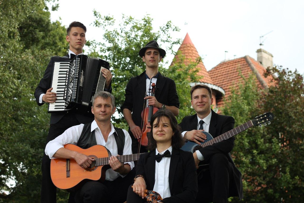 джаз квинтет Nuages в Калининграде -16