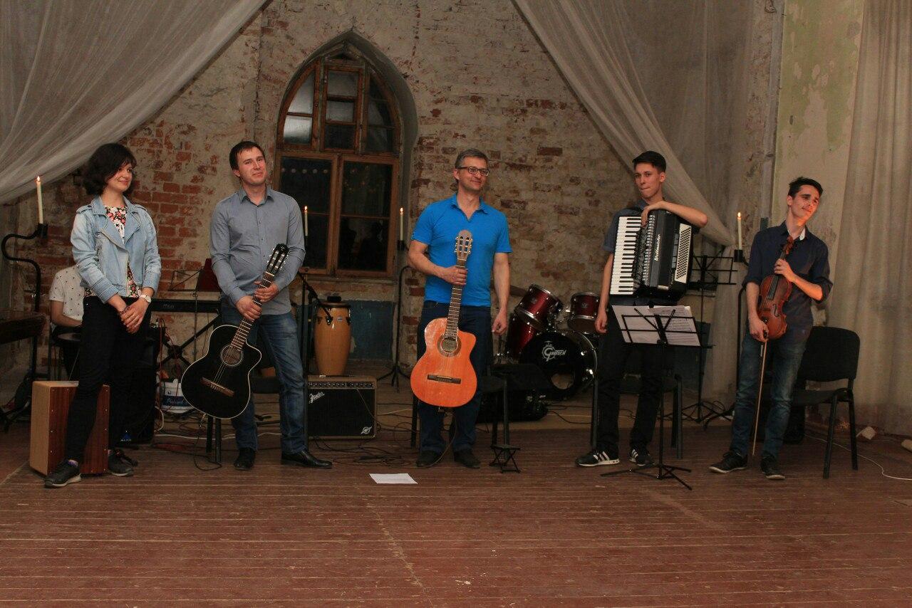 джаз квинтет Nuages в Калининграде -17