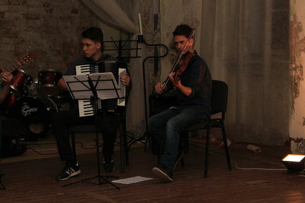 джаз квинтет Nuages в Калининграде -20