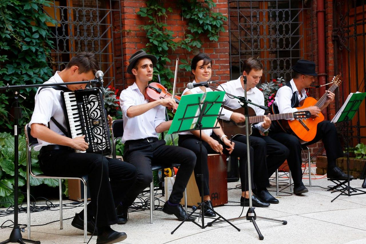 джаз квинтет Nuages в Калининграде -4