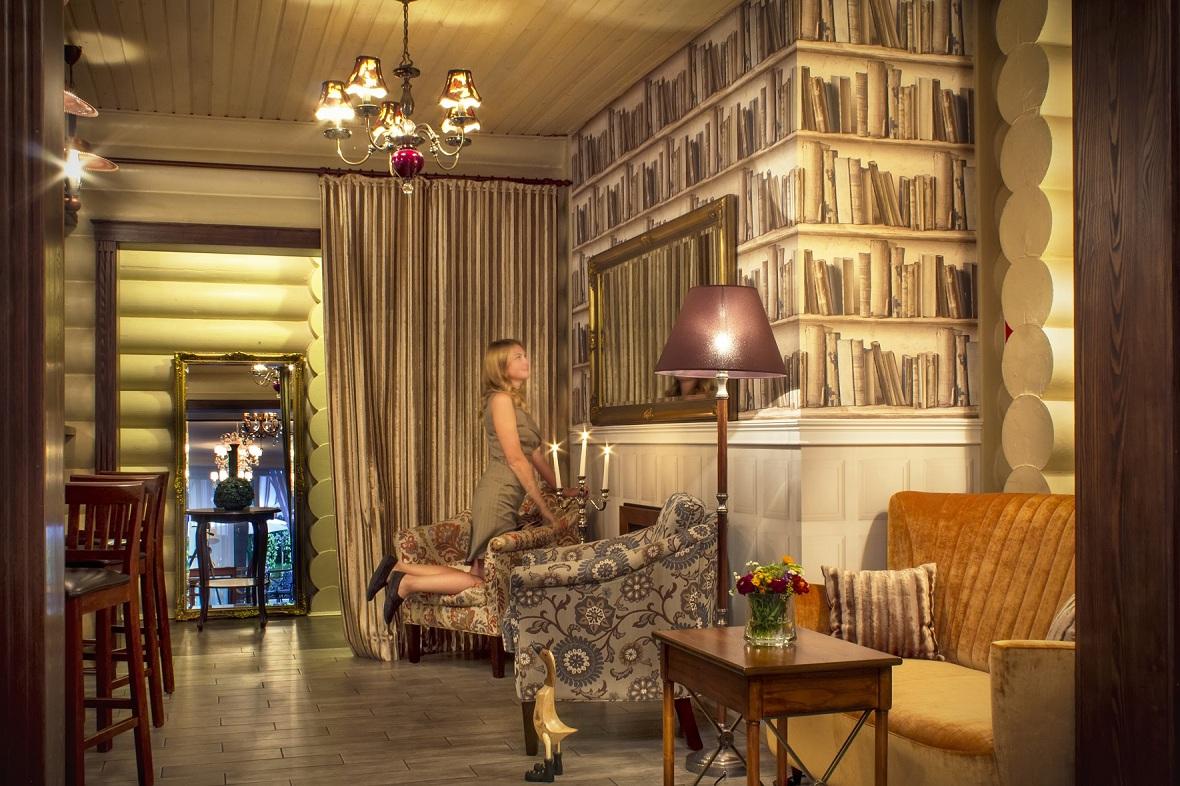 ресторанно-гостиничный комплекс Маяковский - 11