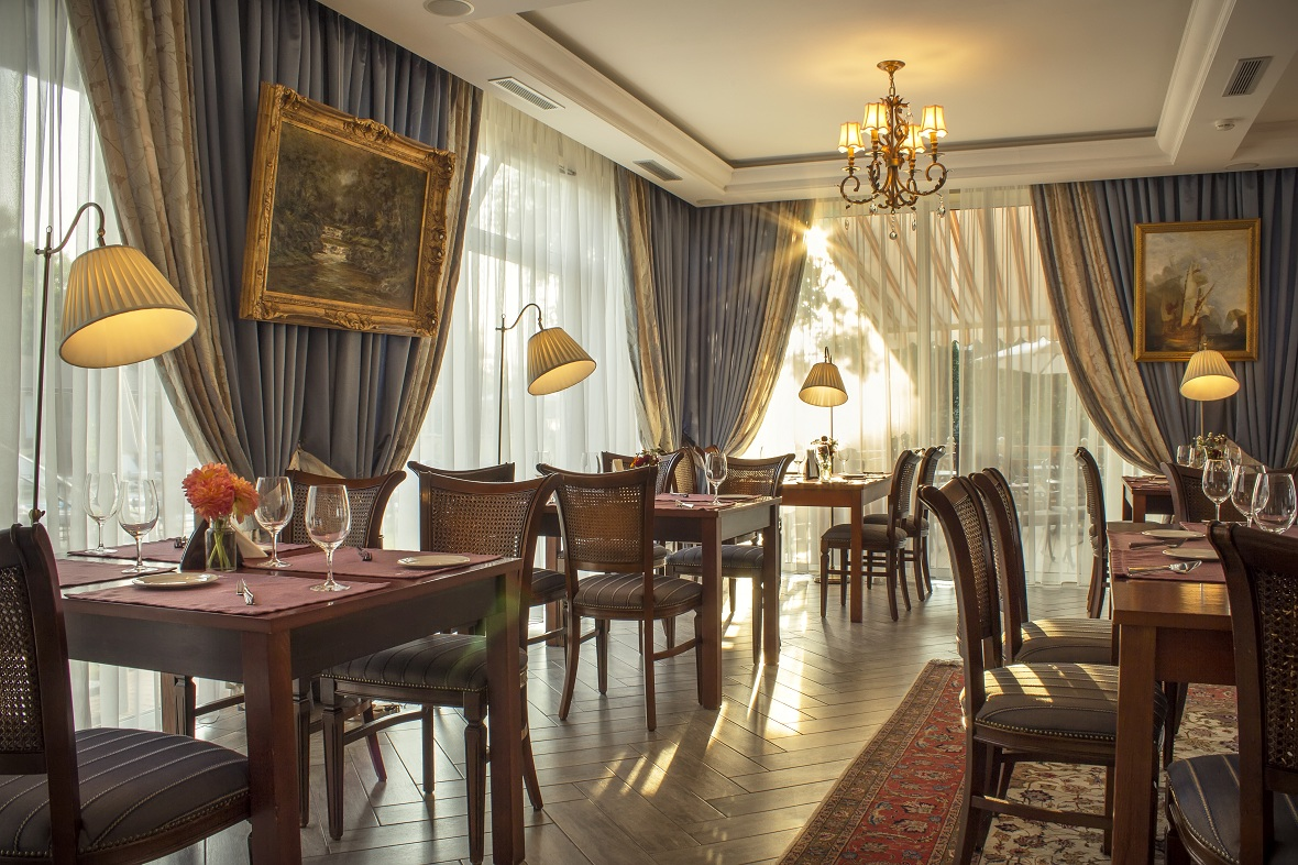 ресторанно-гостиничный комплекс Маяковский - 7