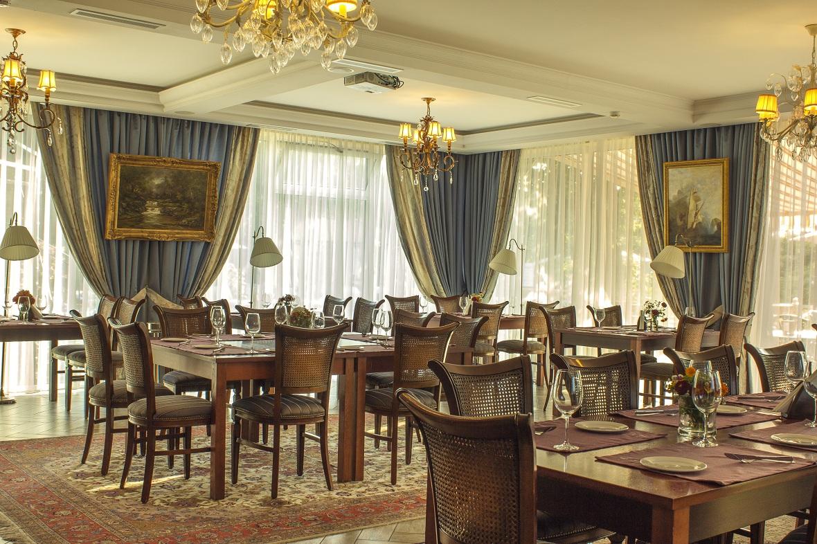 ресторанно-гостиничный комплекс Маяковский - 8