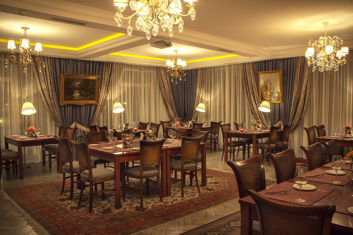 ресторанно-гостиничный комплекс Маяковский - 9