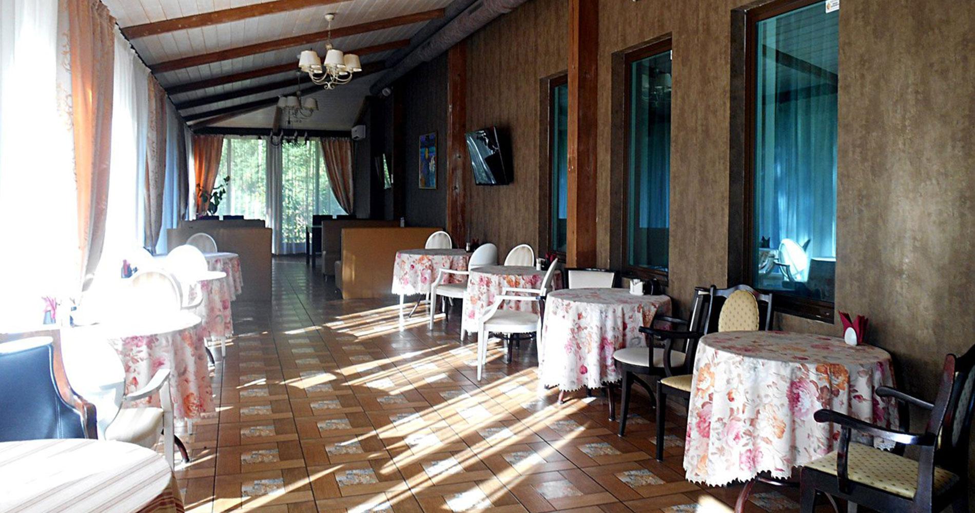 ресторан Встреча Калининград11
