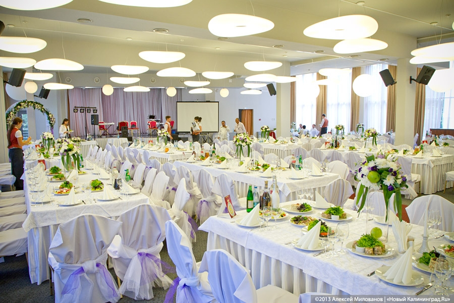 ресторан Геркулес Калининград 4