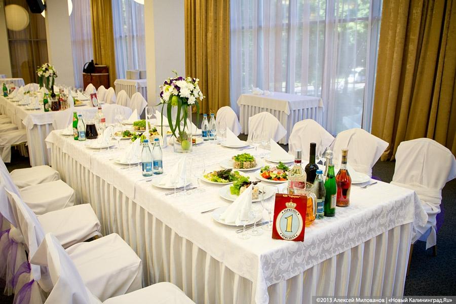 ресторан Геркулес Калининград 6