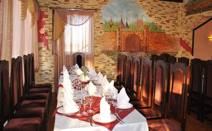 ресторан Камелот Калининград -1