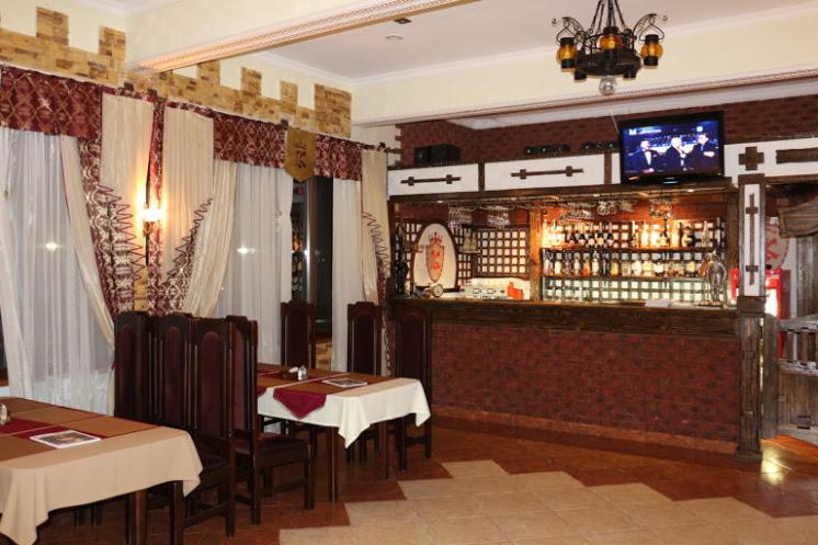 ресторан Камелот Калининград -11