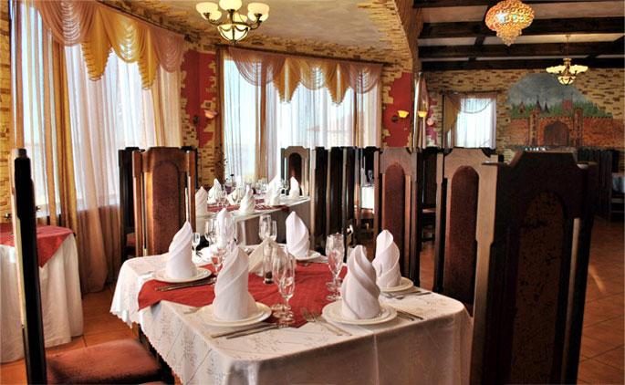 ресторан Камелот Калининград -4