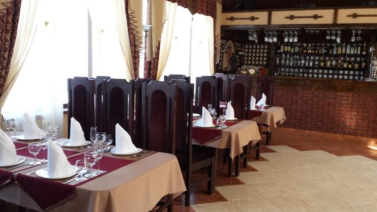 ресторан Камелот Калининград -6