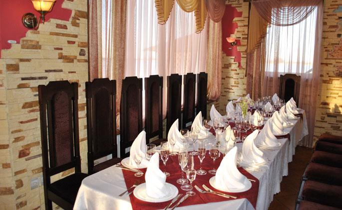 ресторан Камелот Калининград -7