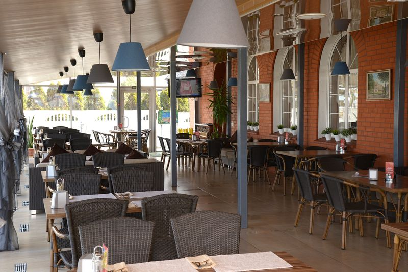 ресторан Самбия 7