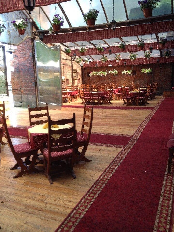 ресторан Солнечный камень Калининград - 21